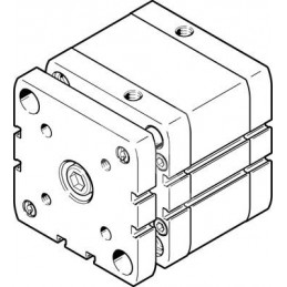 ADNGF-80-80-P-A 554285 Festo